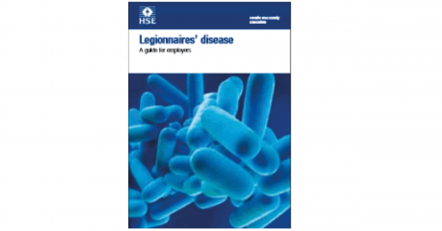 HSE Legionnaires' disease A guide for employers