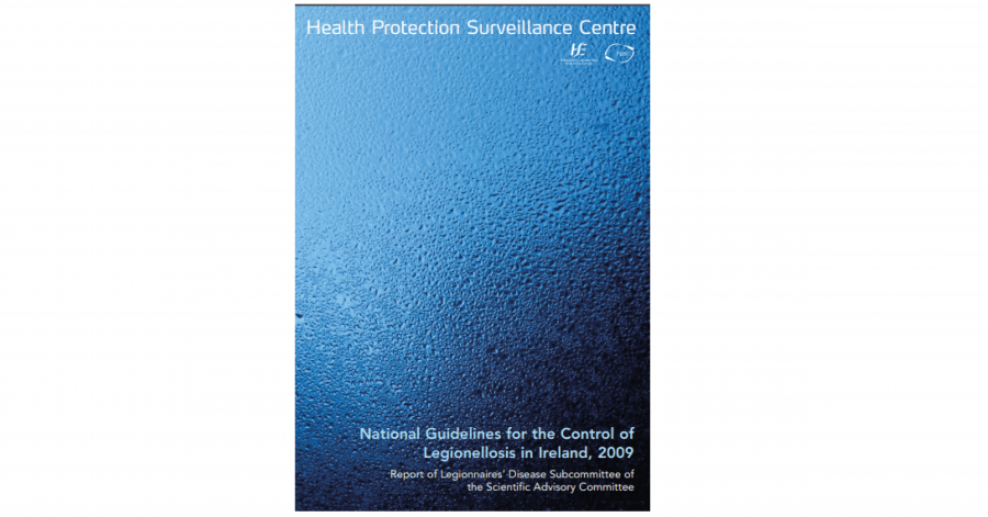 National Guidelines for the Control of Legionellosis in Ireland, 2009