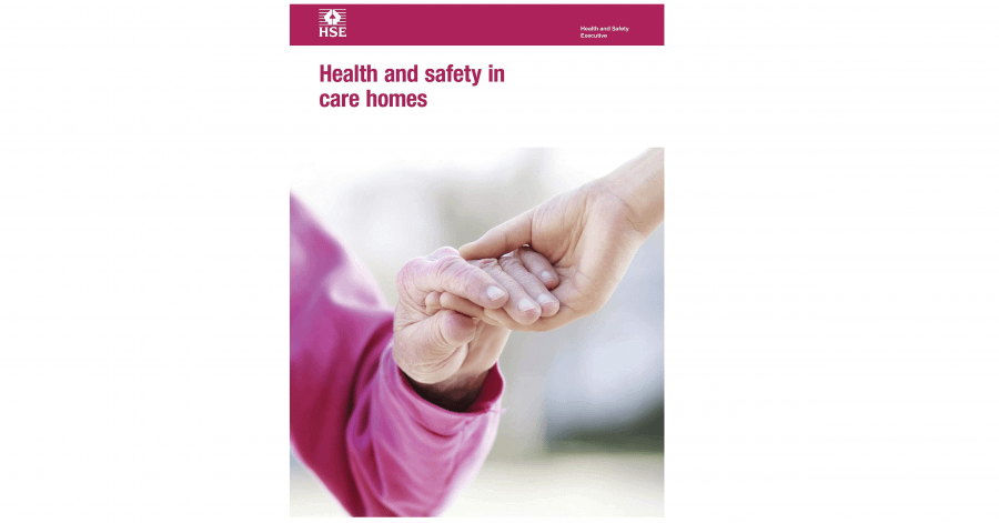 HSG220 Health and safety in care homes