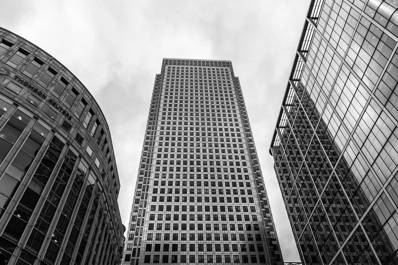 london, financial district, attraction
